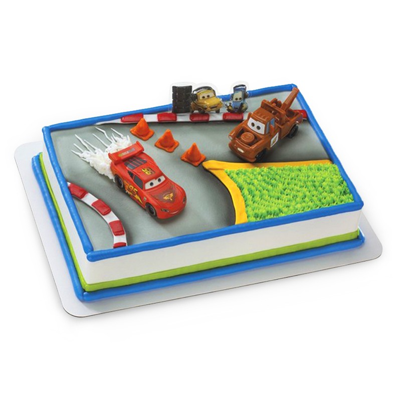 Cars 3 Ahead Of The Curve Cake Special Occasion