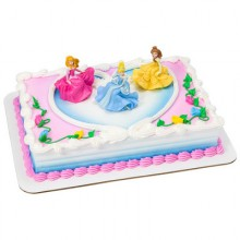 Disney Princess - Once Upon a Moment Cake