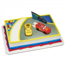 "Cars 3 – ""Ahead of the Curve"" Cake"